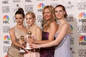 58th Annual Golden Globe Awards - Pressroom