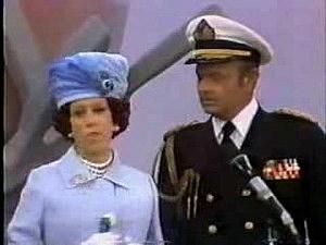 Carol Burnett queen elizabeth
