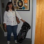 becky pennington golf bag winner