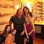 Trace Adklns Family
