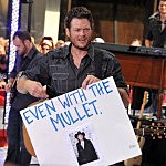 "Blake Shelton Performs on NBC's ""Today"""