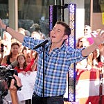 """Scott McCreery Perform On NBC's """"Today"""""""