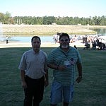 911 memorial service Mario & John Williams