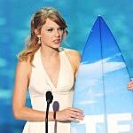 2011 Teen Choice Awards - Taylor Swift