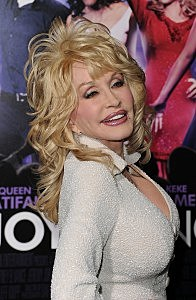 "Dolly Parton at premiere of Warner Bros. Pictures' ""Joyful Noise"""