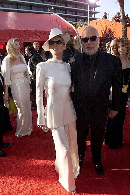 Celine Dion at Oscars 1999