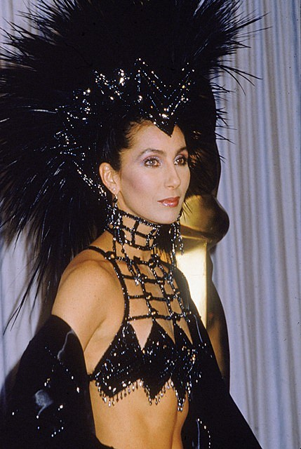 Cher at the Oscars