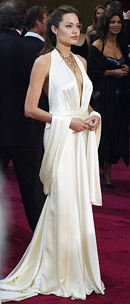 Angelina Jolie at the 76th Annual Academy Awards