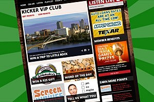 Kicker VIP Promo