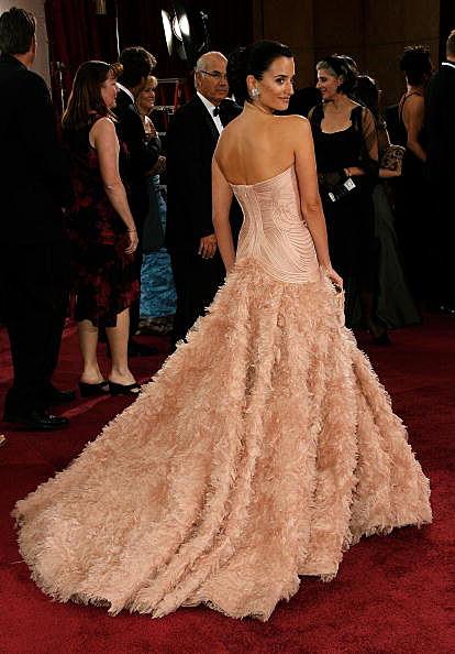 Penelope Cruz at Academy Awards