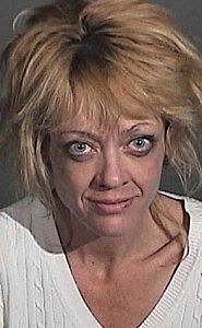 Lisa Robin Kelly Booking Photo