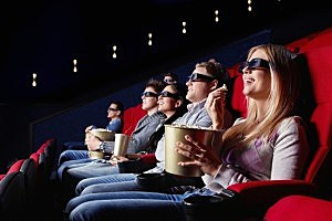 Movie Theatre 3D