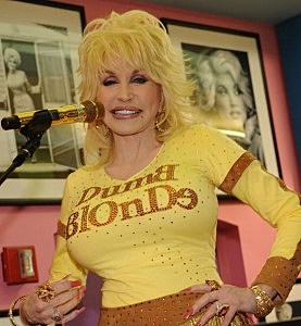 Dolly Parton's Trinkets & Treasures Grand Opening
