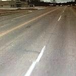 area roads