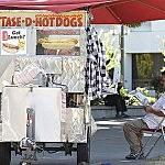 hot dog fundraiser