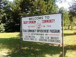 Dalby Springs Community Center