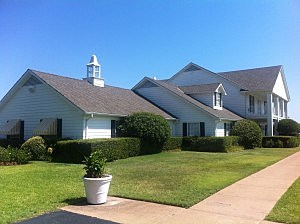 Southfork Ranch in Parker, Texas