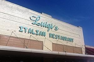 Luigi's Italian Restaurant facade