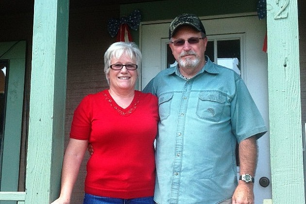Mike and Kathryn Chiles