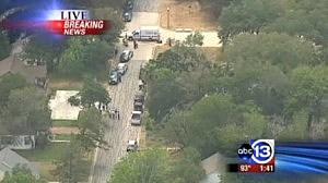 Police investigate a shooting on Texas A&M campus