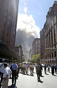 After the World Trade Center attack