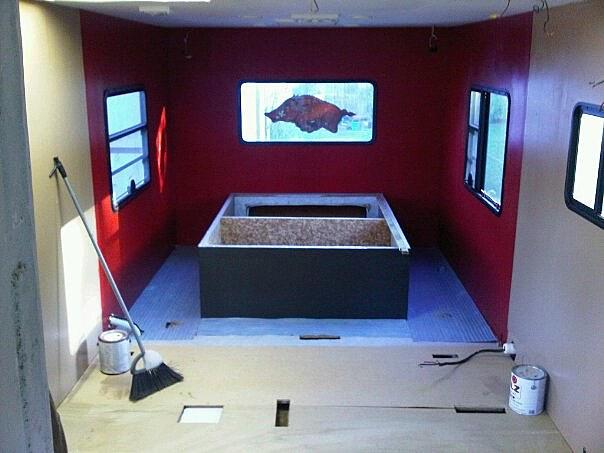 Rv remodeling ideas photos joy studio design gallery for Campervan bedroom ideas