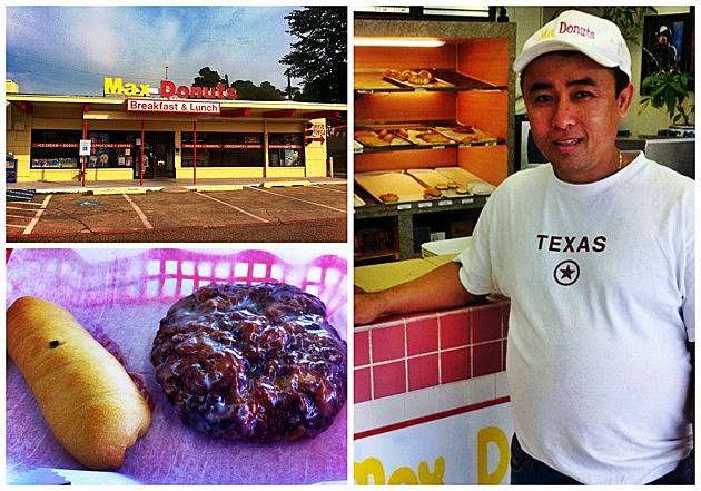 Max Donuts in Wake Village, Texas
