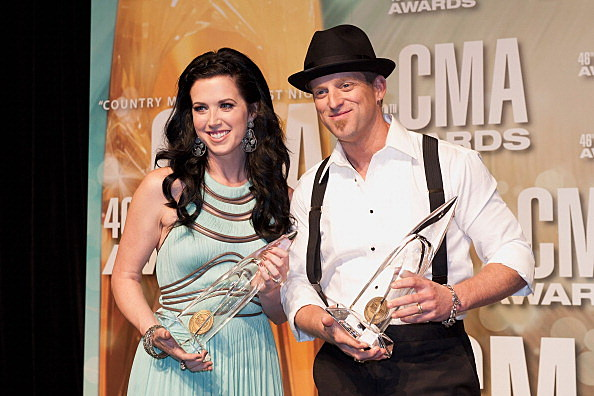 46th Annual CMA Awards -Thompson Square