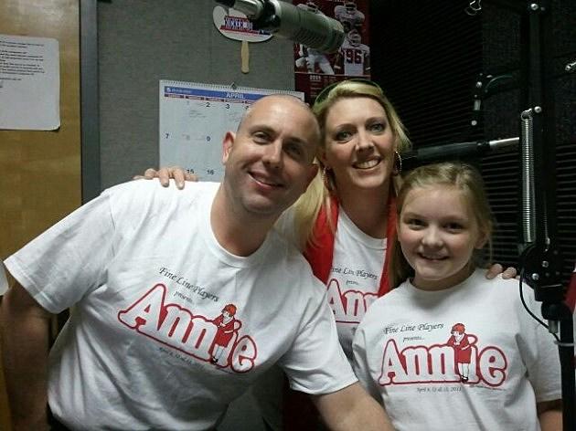 'Annie' cast