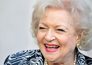 Betty White (Photo by Toby Canham/Getty Images)