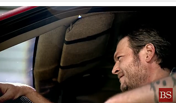 BLAKE SHELTON - BOYS 'ROUND HERE - CELEBRITY MIX FEAT ...