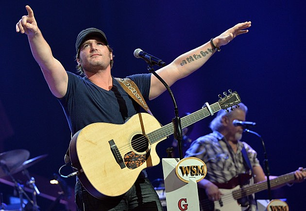 Jerrod Niemann at ACM Lifting Lives Music Camp - Grand Ole Opry Performance