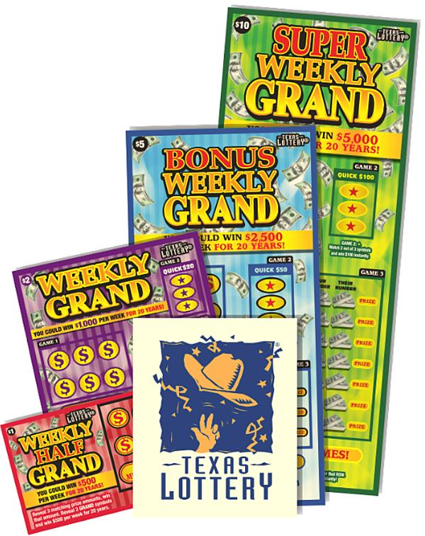 texas lottery prizes