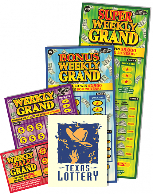 texas lottery com