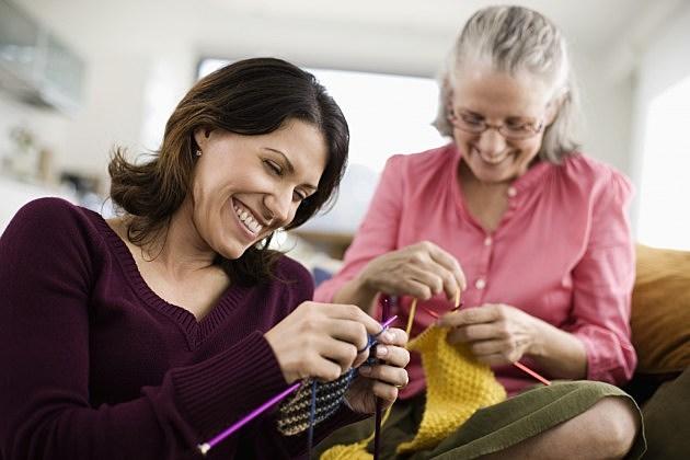 Image result for knitting women