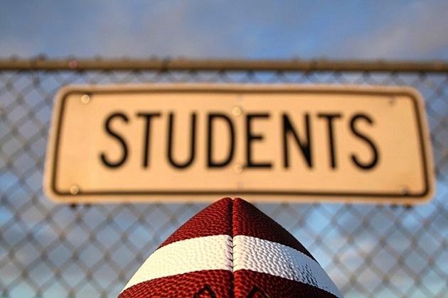 Student football