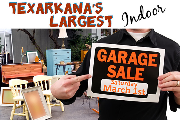 Texarkana Garage Sale Event Page