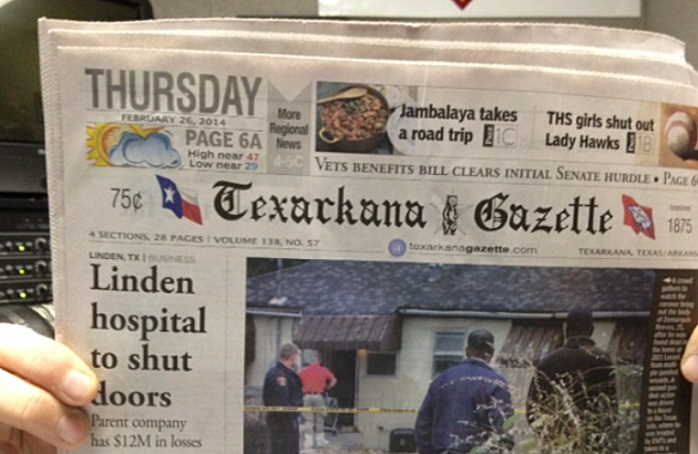 Texarkana Gazette  Texarkana Breaking News