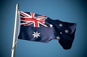 The Australian Flag Series