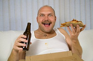 Dew and pizza Dude - Steve Frost/Thinkstock