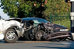 Vehicle accident - John Panella/ThinkStock