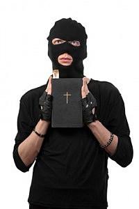Bible Thief - Anton Gvozdikov/ThinkStock