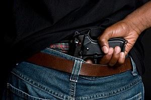 Concealed Pistol - Jason Stitt/ThinkStock