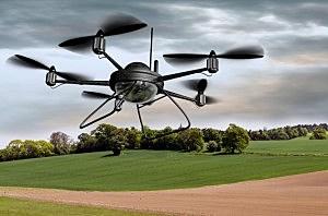 Surveillance Drone - PaulFleet/ThinkStock