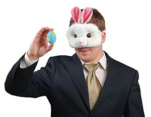 Bunny Outfit - Gilles DeCruyenaere/ThinkStock