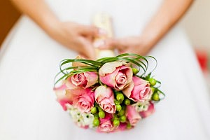 Bride's Bouquet - ThinkStock