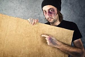 Beat up burglar - stevanovicigor/ThinkStock