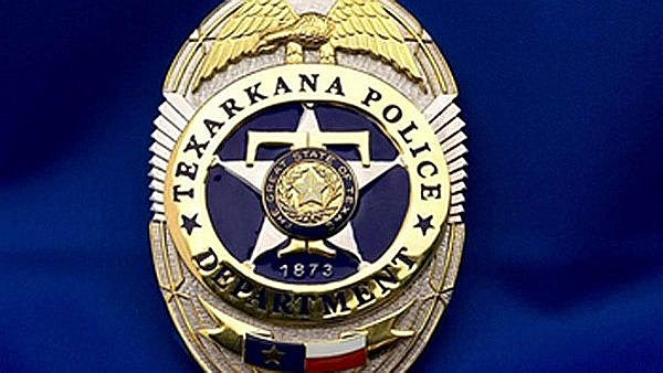 Texarkana Police Badge