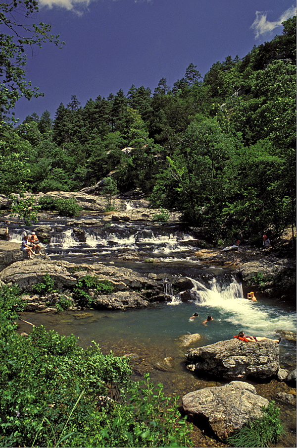 5 Arkansas Swimming Holes Youll Want to Visit This Summer