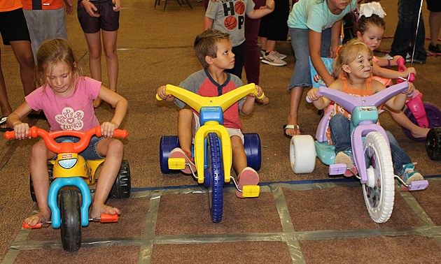 Darby Games - Big Wheel Races / Townsquare Media